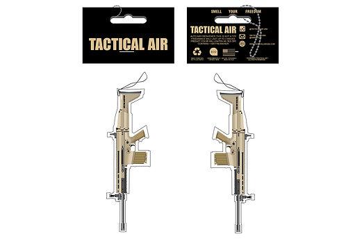 FN SCAR DESERT TAN TACTICAL AIR FRESHENER