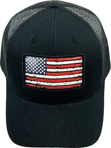 America Black Trucker