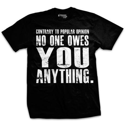 """""""Earn It"""" T-Shirt"""