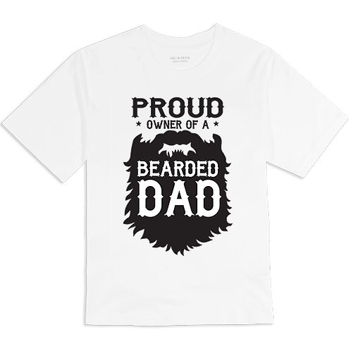 Proud Owner of a Bearded Dad