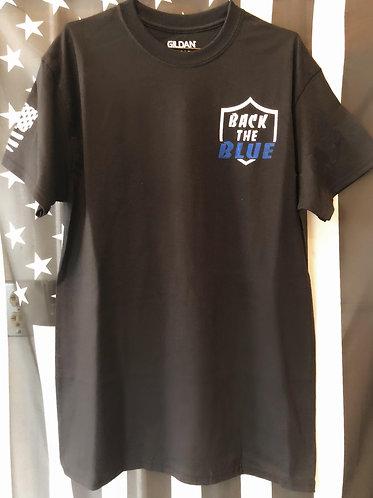 """Back the Blue"" T-Shirt"