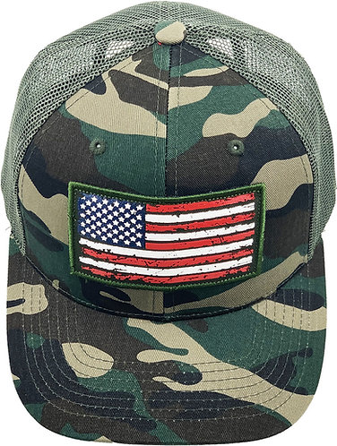 Tacti-Cam Trucker Hat