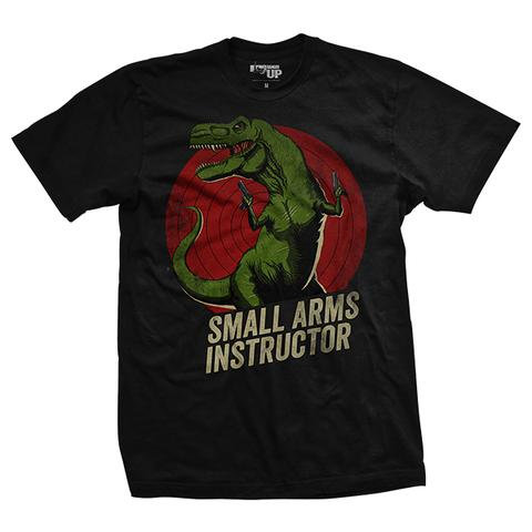 T-Rex Small Arms Instructor T-Shirt