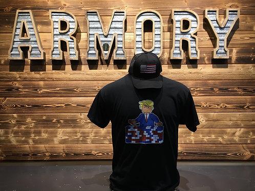 Build a Wall trump - T Shirt