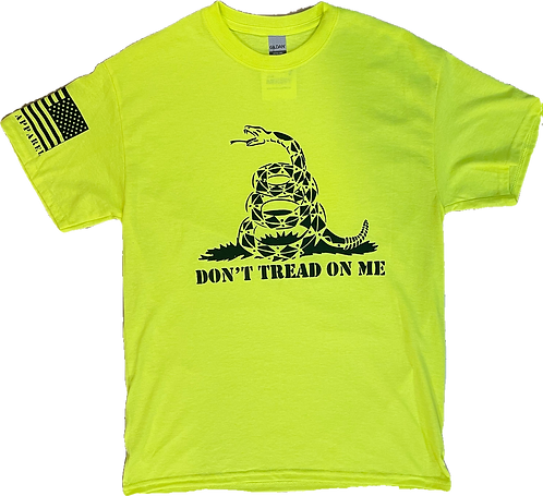 Don't Tread On Me - High visibility