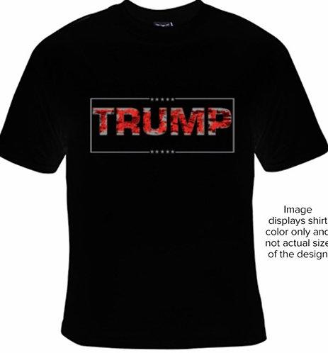 Trump Camo Red