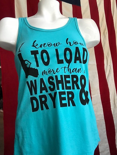 I Know How To Loadmore Than A Washer & Dryer - Battle Tank