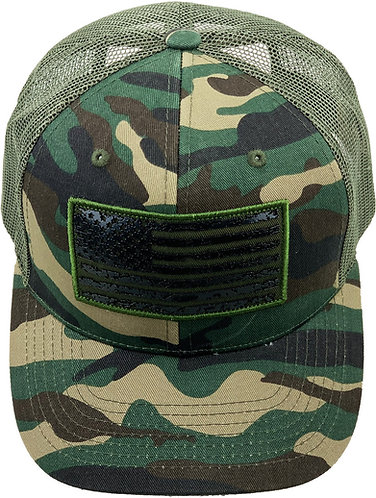 Tacti-Camo Trucker