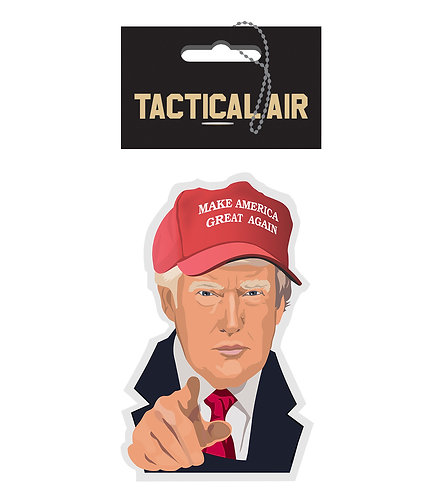 Trump Air Freshener