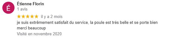 Merci Étienne !