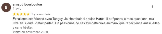 Merci Arnaud !