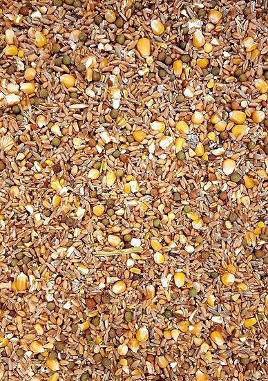 Mélange de Grain Bio Fermier, 25 kg