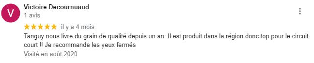 Merci Victoire D !