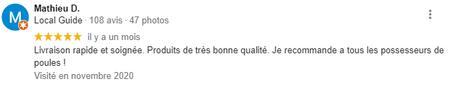 Merci Mathieu !