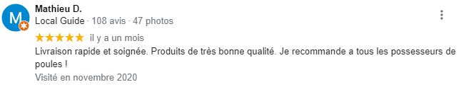 Merci Mathieu !