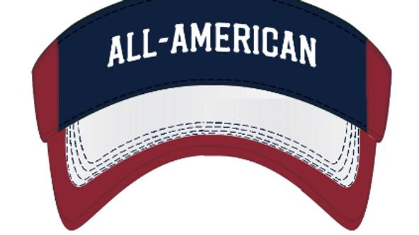 All-Star / All-American Visor