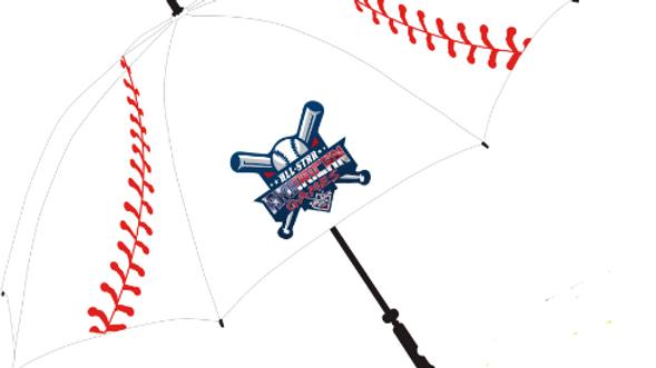 All-Star Baseball Umbrella