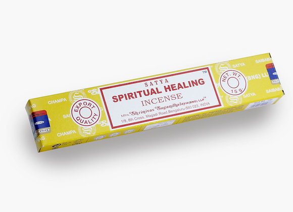 Satya SPIRITUAL HEALING incense sticks