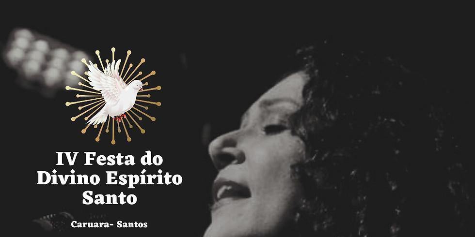IV Festa do Divino Espírito Santo do Caruara em Santos/SP.