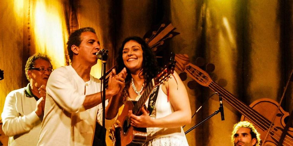 Luis Perequê e Kátya Teixeira - Angra dos Reis