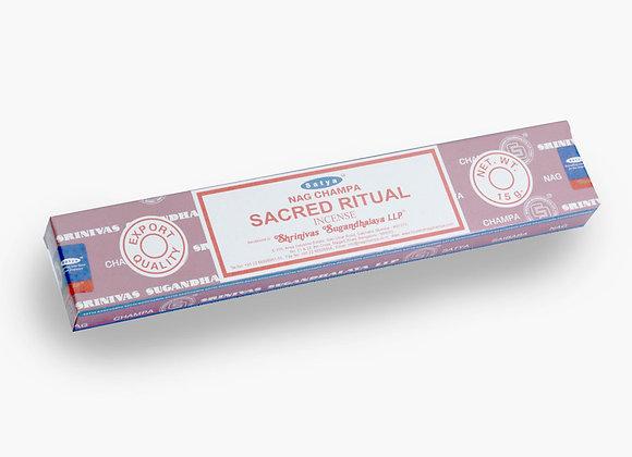Satya SACRED RITUAL incense sticks