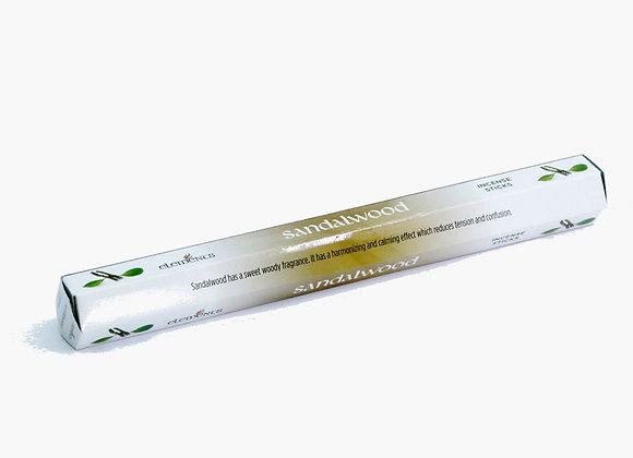 Elements SANDALWOOD incense sticks