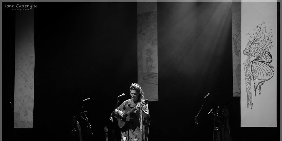 Kátya Teixeira no Projeto Olido Canto em São Paulo