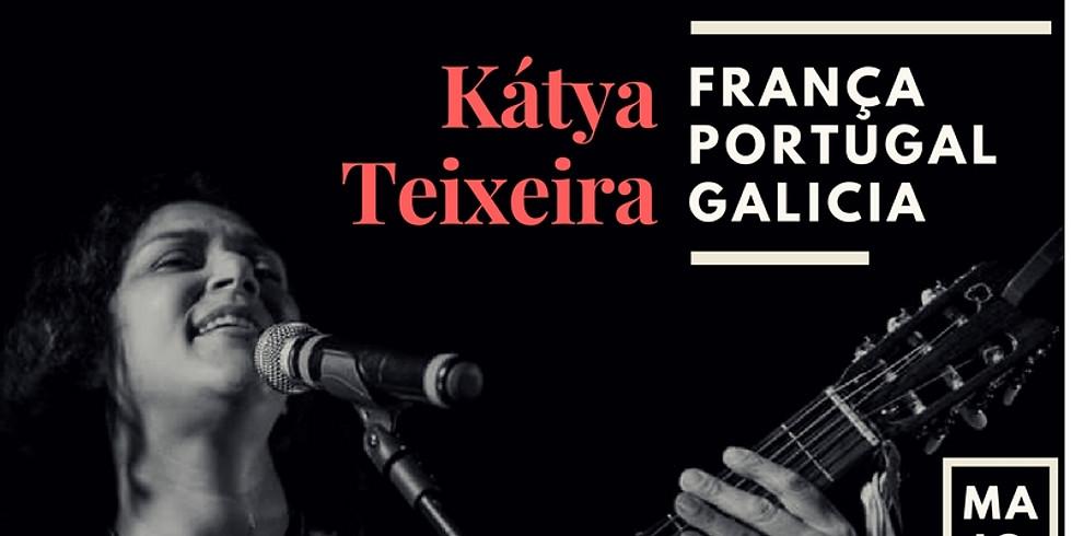 Kátya Teixeira | Tour Europa 2018