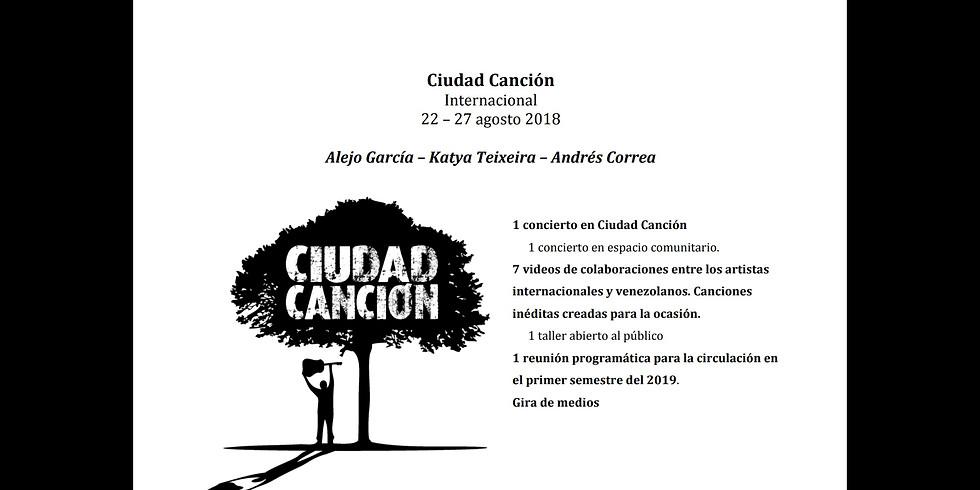 Ciudad Canción | Caracas - Venezuela