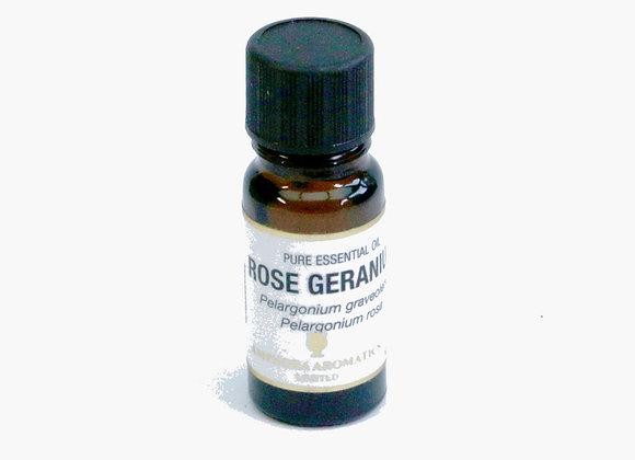 Amphora ROSE GERANIUM pure essential oils