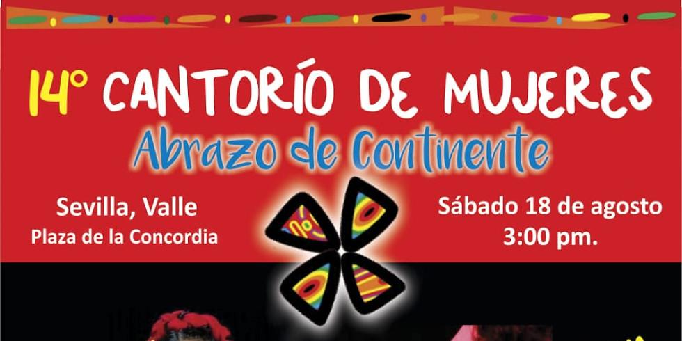 14º Cantorío de Mujeres   Festival Bandola Sevilla Valle - Colômbia