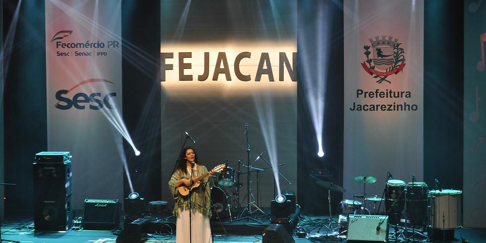 14º FEJACAN - festival Jacarezinhense da Canção - SESC PR
