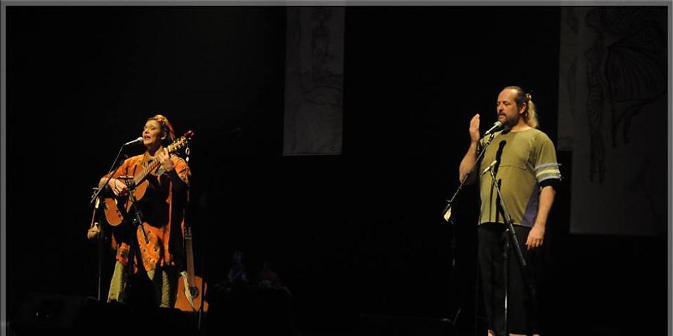 "Show do CD ""As Flores do Meu Terreiro"""