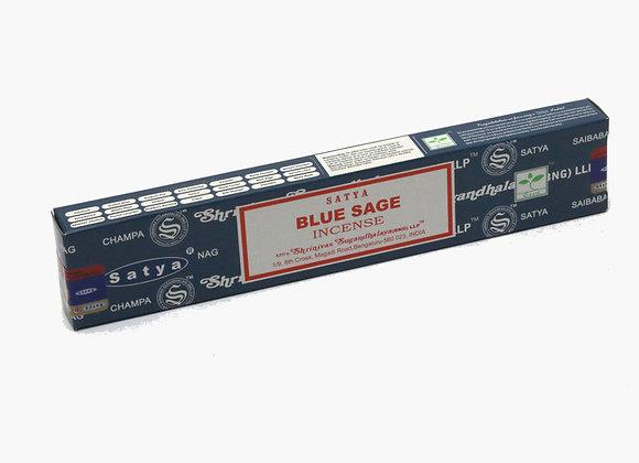 Satya BLUE SAGE incense sticks