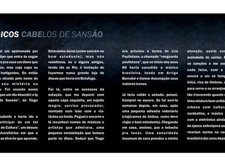 Cabelos de Sansão por Zeca Baleiro