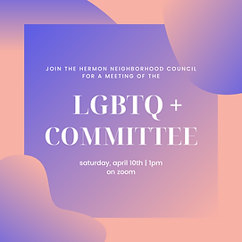 lgbtq+ committee meeting April 10 2021-2