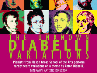 "Concert Review: ""The Unknown Diabelli Variations"""