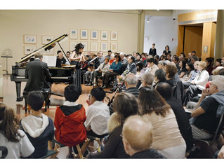 """Concert Review: """"Flute and Piano Magic"""" at Zimmerli Art Museum"""