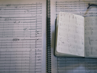 Music and the Absolute: A Composer's Thoughts