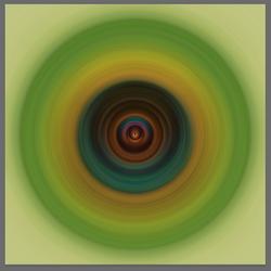 radial - random collage