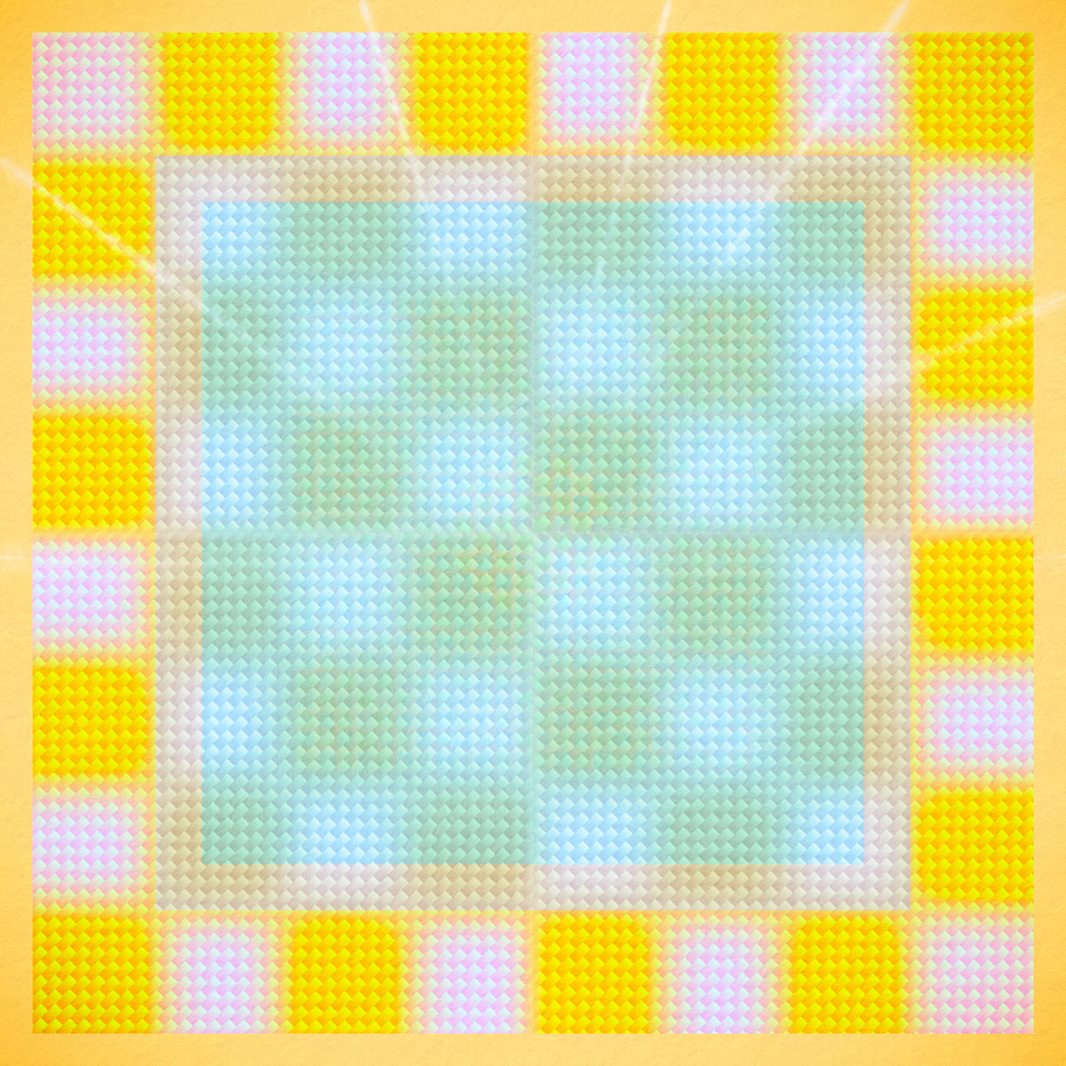 fft checkerboard with sunburst (1)