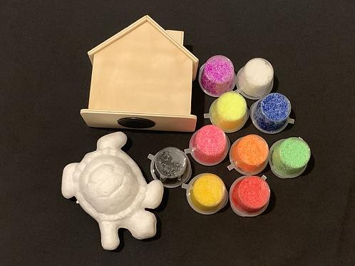 Fun foam clay kit