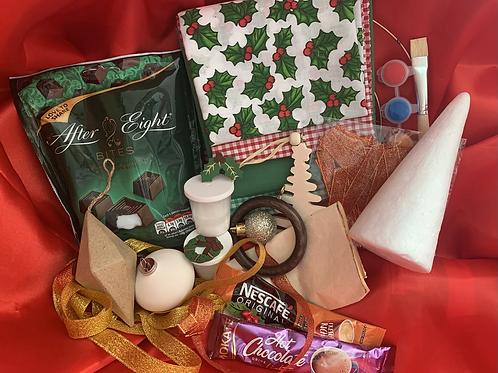 Christmas Decoration Craft box