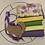 Thumbnail: Round rag wreath kit