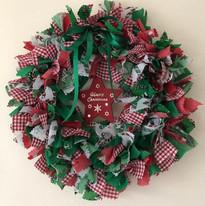 round wreath