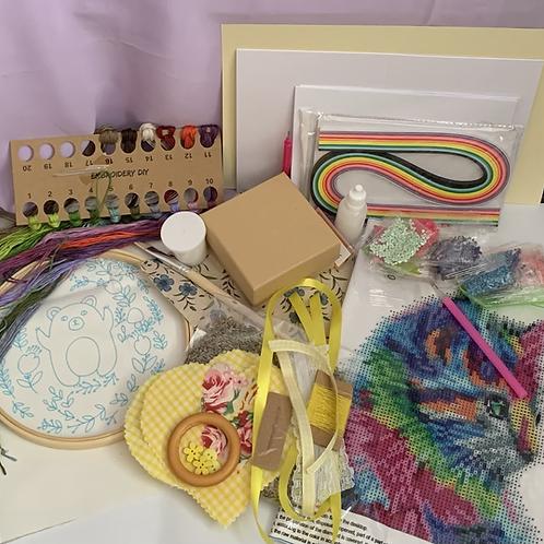 Intro to craft box