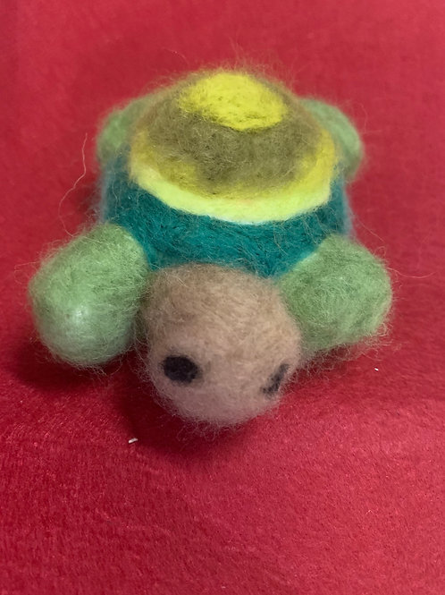 Easy Animal felting kit