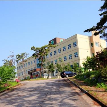 마루요양병원 전경