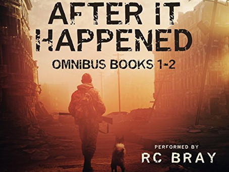What I'm Reading...After it Happened:Publisher's Pack Books 1&2
