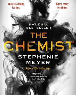 What I'm reading - The Chemist
